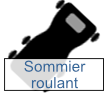 sommier roulant